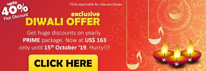 Onespy Diwali offer